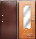 Дверь Аргус ДА-13 с зеркалом