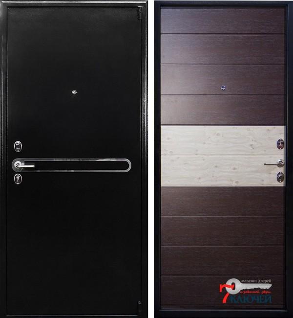 Дверь Арма ЭКОНОМ, венге