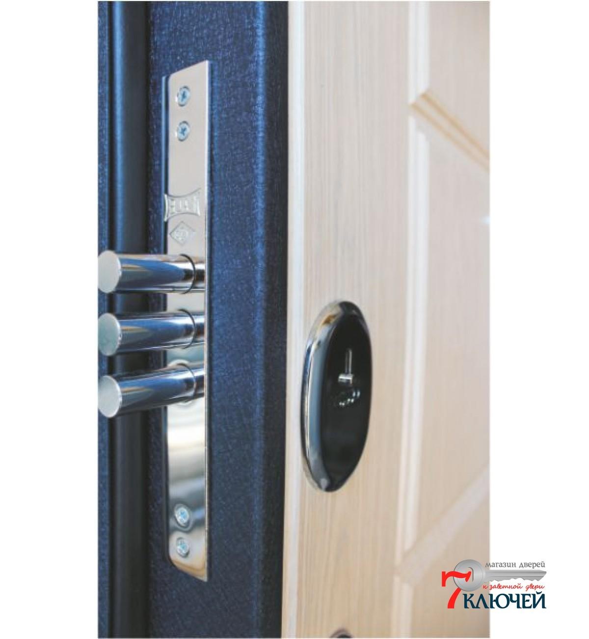 купить дверь металлическую оптима
