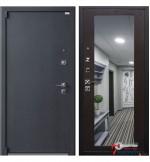 Дверь Арма СТАНДАРТ 2 New с зеркалом, венге
