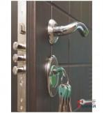 Дверь Арма ТЕТРИС, венге