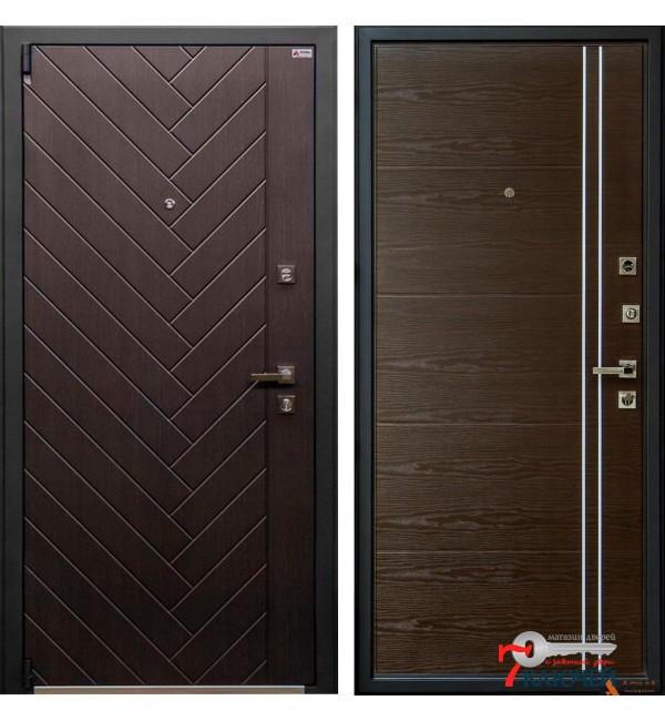 Дверь Арма ВИКОНТ, венге