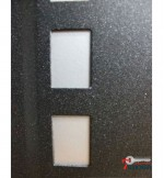 Дверь АСД Агата 1, венге