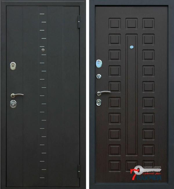 Дверь АСД АГАТА 3, венге