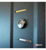 Дверь АСД АГАТА 3, беленый дуб
