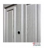 Дверь АТЛАНТ, беленый дуб