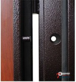 Дверь АСД Эконом, итальянский орех