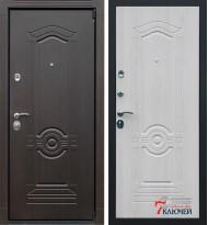 Дверь АСД Гермес, беленый дуб