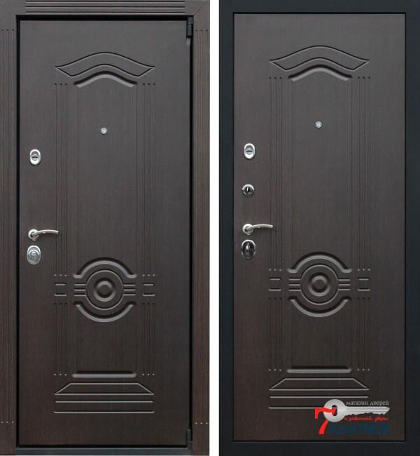 Дверь АСД Гермес OLD, венге