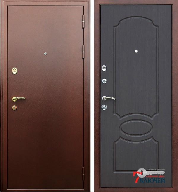 Дверь АСД Грация, венге