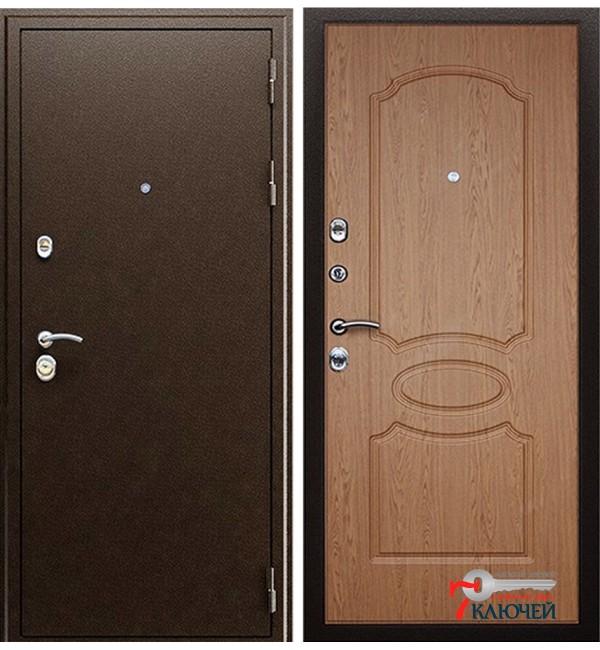 Дверь АСД ГРАЦИЯ, дуб