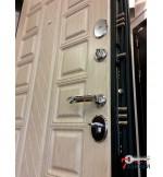 Дверь КОНСУЛ, беленый дуб