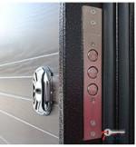 Дверь НЕО, венге поперечный