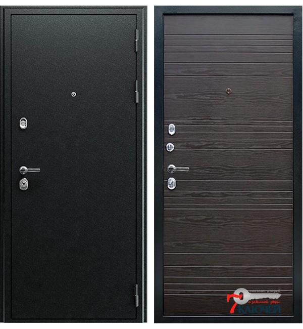Дверь НЕКСТ-1, венге