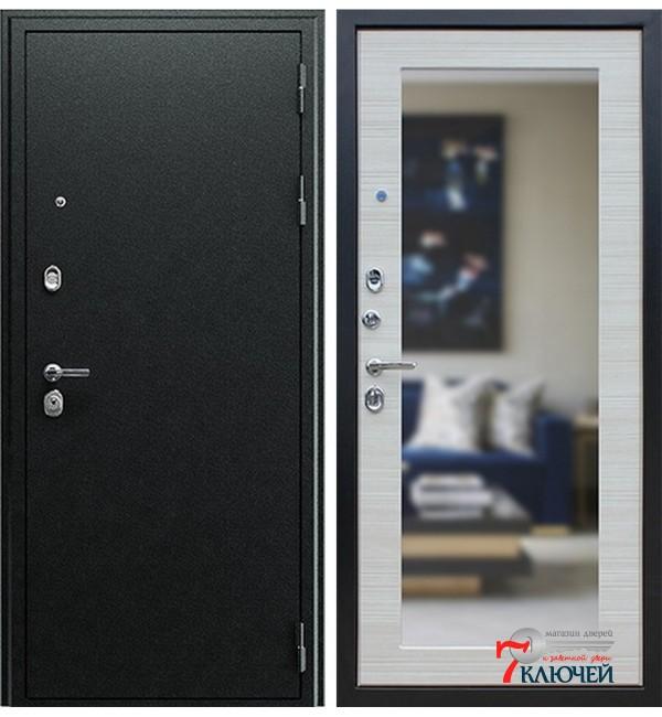 Дверь НЕКСТ-1 с зеркалом, акация