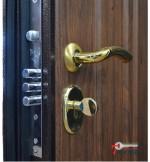 Дверь ПРОМЕТЕЙ, орех