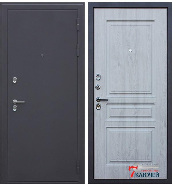 Дверь СИБИРЬ, сосна белая