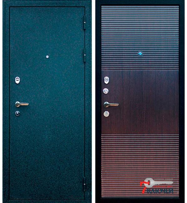 Дверь АСД Слалом New, венге