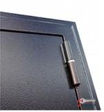 Дверь СПАРТАК, беленый дуб