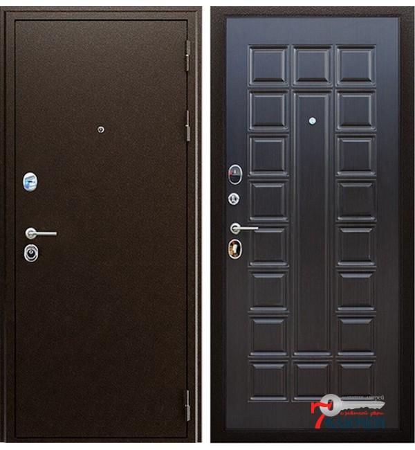Дверь СПАРТАК, венге