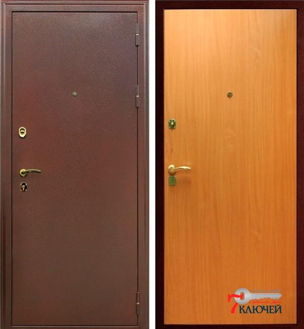 Дверь АСД Стандарт, миланский орех