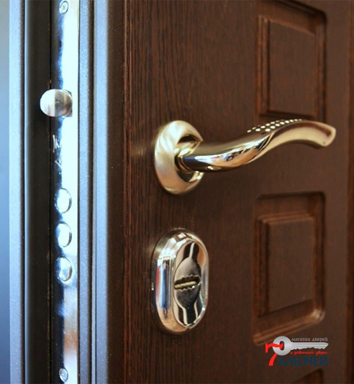заказать уличную металлическую дверь