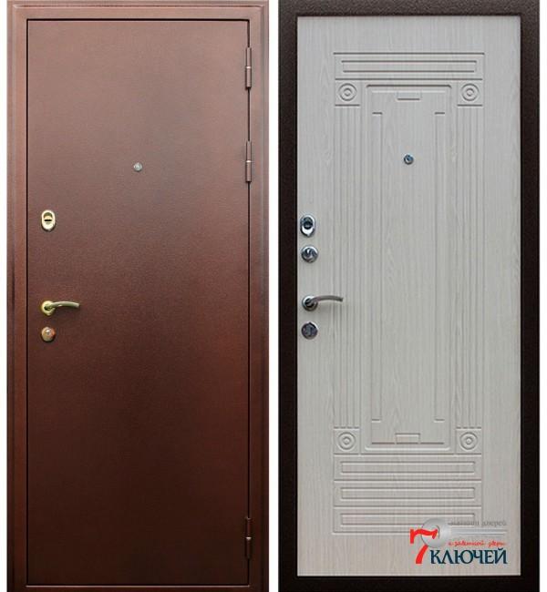 клин стальные двери эконом класса