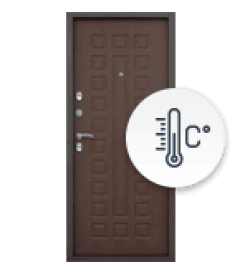 Входные двери с терморазрывом