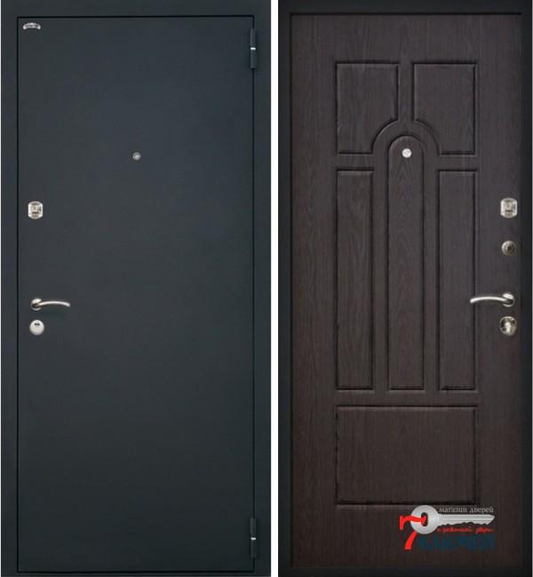Дверь Интекрон АТТИКА, венге