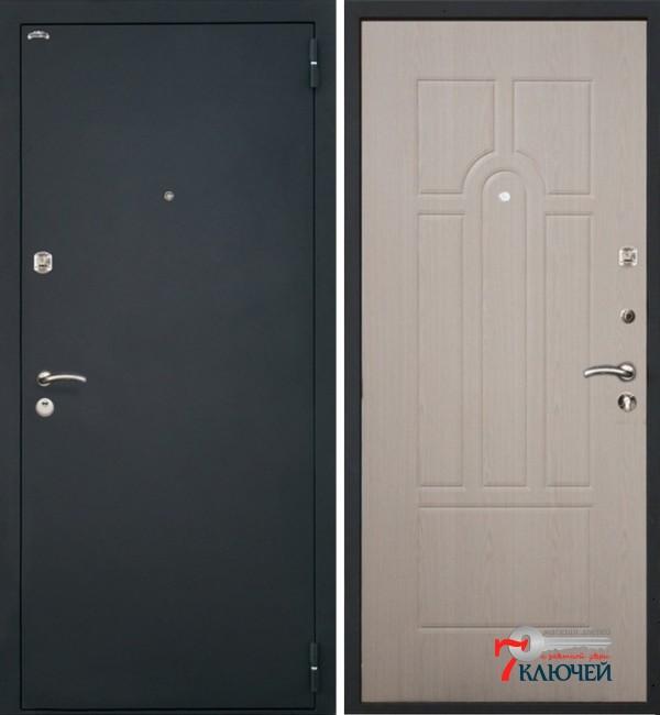 Дверь Интекрон АТТИКА, беленый дуб