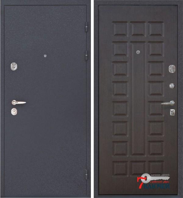 Дверь Интекрон КОЛИЗЕЙ, венге