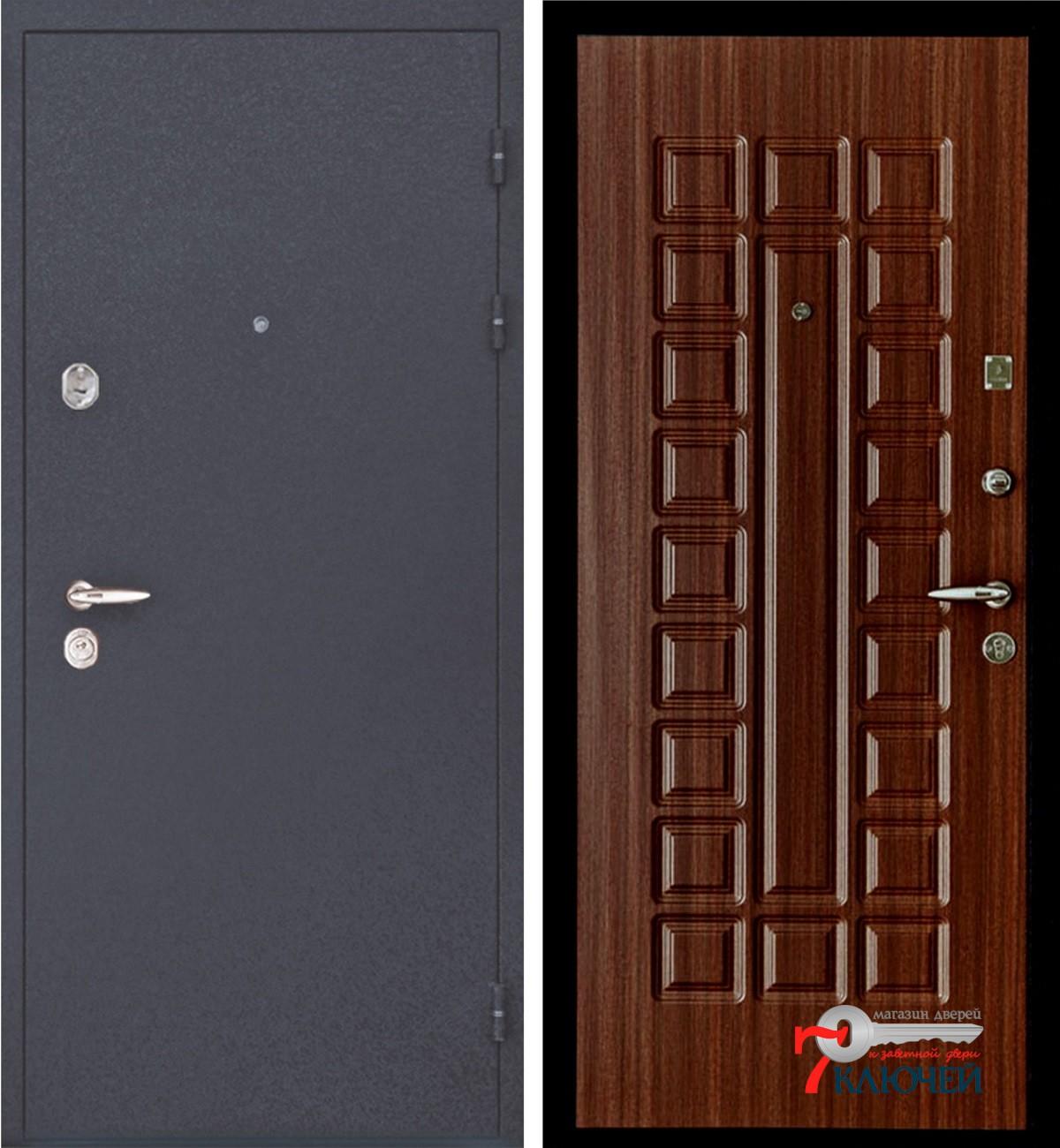 расценки на двери стальные