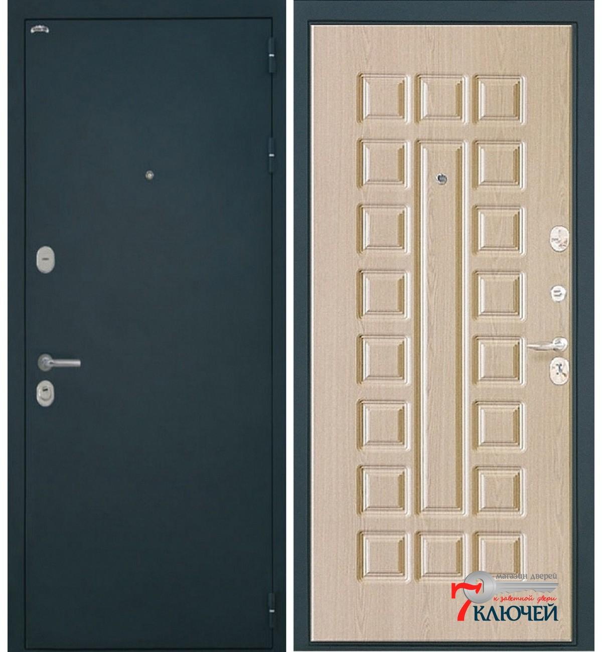 входные двери с антивандальным покрытием 2мм