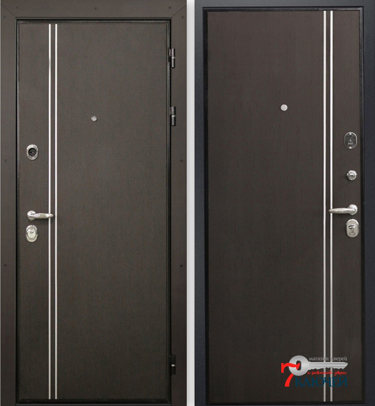 стальная дверь компаний