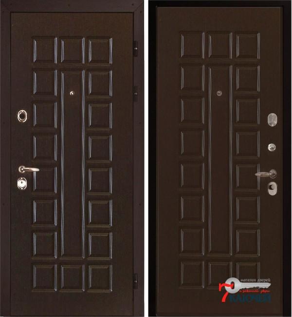 Дверь Интекрон СЕНАТОР, венге