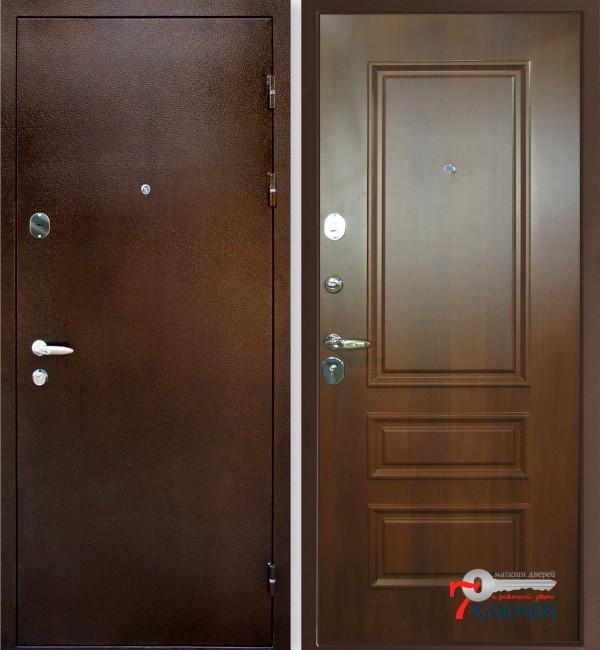 Дверь Интекрон СИРИУС, итал. орех