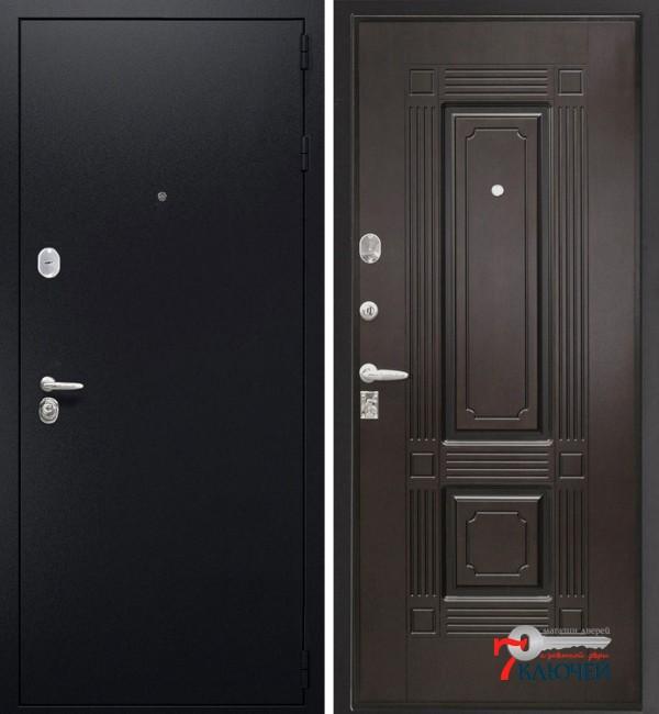 Дверь Интекрон ВАВИЛОН, шпон венге