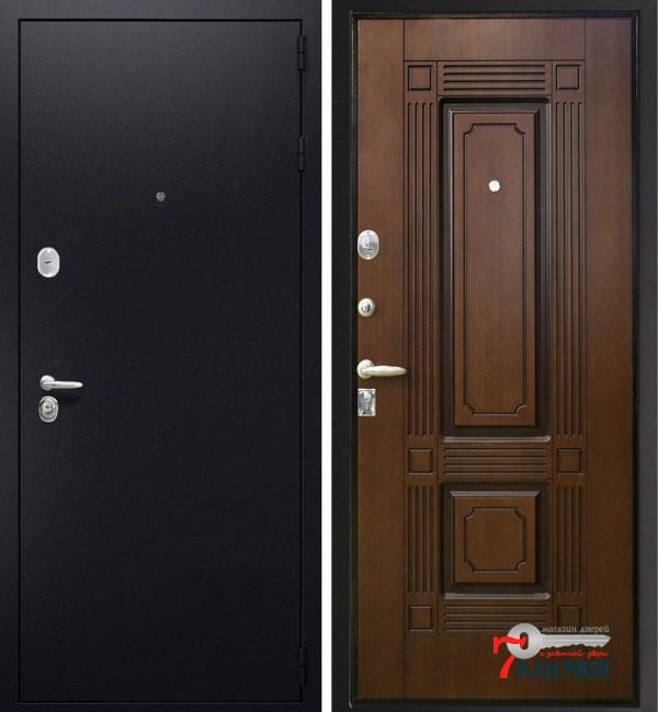 Дверь Интекрон ВАВИЛОН, шпон вишня