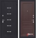 Дверь Лабиринт ALFA 03, орех премиум