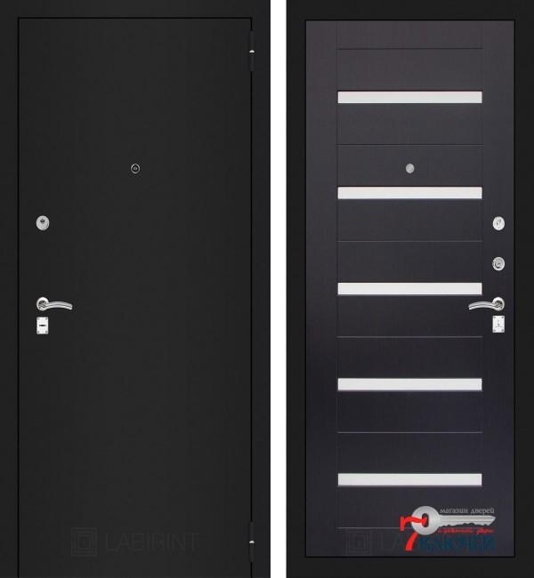 Дверь Лабиринт CLASSIC-1 01, венге