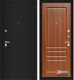Дверь Лабиринт CLASSIC-1 03, орех бренди