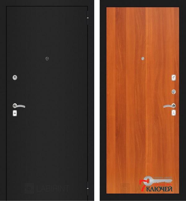 Дверь Лабиринт CLASSIC-1 05, итальянский орех