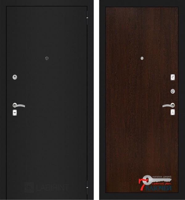 Дверь Лабиринт CLASSIC-1 05, венге