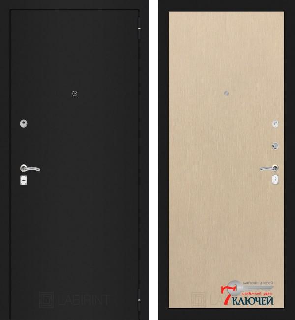 Дверь Лабиринт CLASSIC-1 05, светлый венге