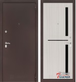 Дверь Лабиринт CLASSIC-2 02, сандал белый