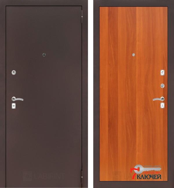 Дверь Лабиринт CLASSIC-2 05, итальянский орех