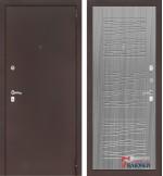 Дверь Лабиринт CLASSIC-2 06, сандал серый