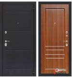 Дверь Лабиринт LOFT 03, орех бренди
