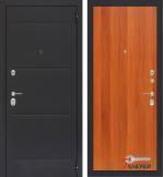 Дверь Лабиринт LOFT 05, итальянский орех