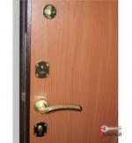 Дверь ЛЕКС 1, клен медовый